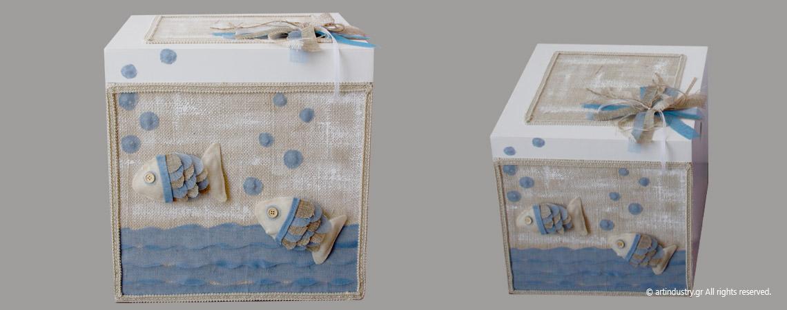 Κουτιά Βάπτισης