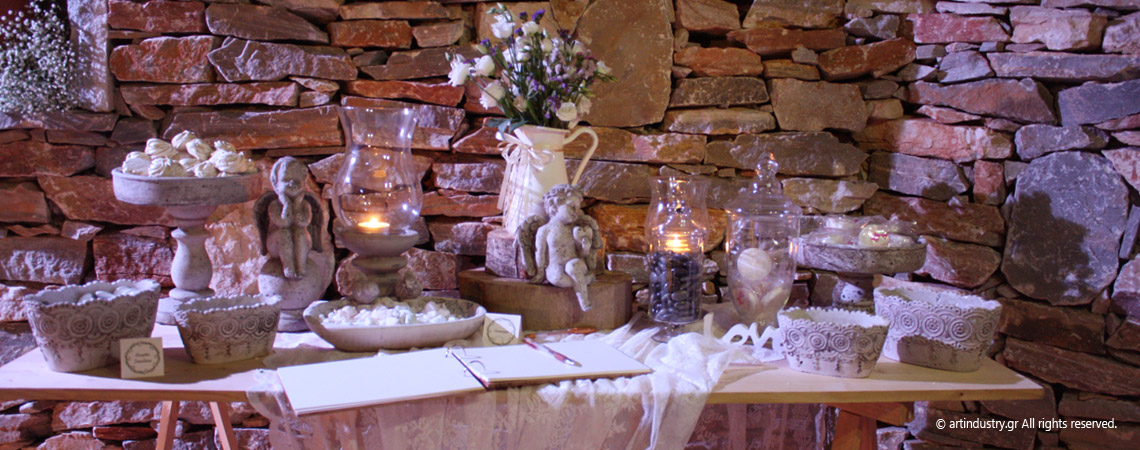 Passion for Wood Wedding Decoration